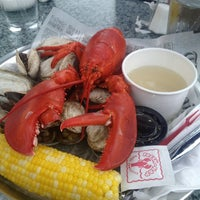 """Photo taken at Lobster Cooker """"The Cookah"""" by Matthew B. on 6/30/2013"""