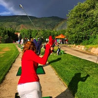 Photo taken at Eagle Vail Golf Course by Summer G. on 6/26/2015
