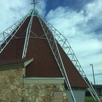 Photo taken at Teepee Church by Steve D. on 9/10/2016