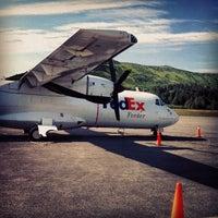 Photo taken at Kodiak Airport (ADQ) by ™ Keith A. on 7/10/2013