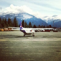 Photo taken at Juneau International Airport (JNU) by ™ Keith A. on 4/23/2013