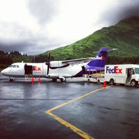 Photo taken at Kodiak Airport (ADQ) by ™ Keith A. on 8/3/2013