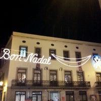 Foto tomada en Plaça d'Orfila por vikachuu el 12/8/2012