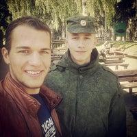 Photo taken at в/ч 74306 by Николай Ч. on 9/21/2014