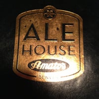 Photo taken at Ale House at Amato's by Melissa W. on 5/27/2013