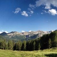 Photo taken at Tauernkarleiten Alm by Lorenz M. on 7/23/2013