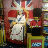 Photo taken at Hamleys by Paolo N. on 3/13/2013
