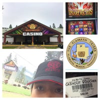 Photo taken at Kla-Mo-Ya Casino by fuzzzzzz on 5/5/2016