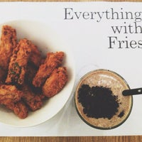 Photo taken at Everything With Fries by Elliot T. on 11/1/2012