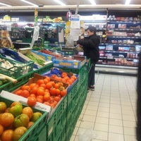 Photo taken at Carrefour Market by Anna P. on 2/25/2013