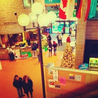 Photo taken at Hillwood Commons - LIU Post by francesca s. on 11/20/2012
