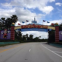 Photo taken at 429 Disney World Exit by Brent H. on 11/9/2013