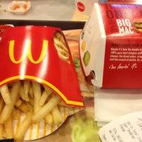 Photo taken at McDonald's by Agitha Putri on 3/22/2013
