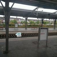 Photo taken at Bahnhof Rendsburg by Thor L. on 8/31/2017