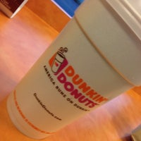 Photo taken at Dunkin Donuts by William G. on 7/18/2014