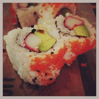 Photo taken at Sushi Maki Kendall by Michael S. on 3/9/2013