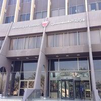 Photo taken at Ministry of Labor وزارة العمل by ∕̴(7м̤̣̈̇єð k̶α®єєм͠ on 12/31/2013