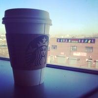 Photo taken at Starbucks by 😋Olesya Y. on 3/27/2014