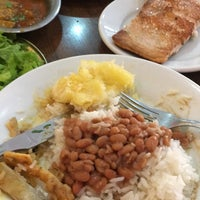 Photo taken at Restaurante Xodó da Bahia by Marcos L. on 4/16/2017