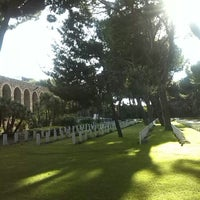 Photo taken at Cimitero Di Guerra Del Commonwealth by Luca P. on 10/13/2013