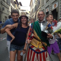 Photo taken at Residence Palazzo dei Ciompi Florence by Denis K. on 6/24/2013