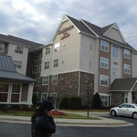 Photo taken at Residence Inn by BeautifullyFlawed M. on 12/28/2012