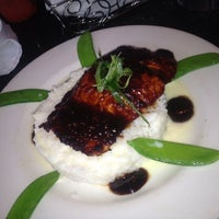 Photo taken at The Cheesecake Factory by BeautifullyFlawed M. on 5/12/2013