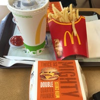 Photo taken at McDonald's by Stacy on 8/21/2016