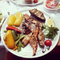 Photo taken at Churrascaria O Frango by Artisia S. on 8/20/2013