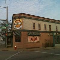 Photo taken at Tony Packo's Cafe by John G. on 11/15/2012