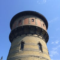 Photo taken at Water Towers by Māris J. on 5/25/2014