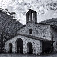 Photo taken at Santa Maria De Meritxell by Jordi T. on 9/8/2013