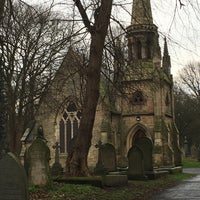Photo taken at Tynemouth Cemetery by Sue J. on 12/28/2015