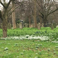 Photo taken at Tynemouth Cemetery by Sue J. on 2/21/2016