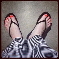 Photo taken at relax nails & spa by Kat M. on 5/24/2013