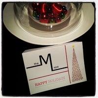 Photo taken at Moda Salon by Kat M. on 12/20/2013