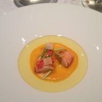 Photo taken at Restaurant TIM RAUE by Julian F. on 1/31/2013