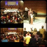 Photo taken at Highland Park Baptist Church by La on 12/20/2014