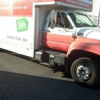 Photo Taken At U Haul Moving U0026amp;amp; Storage At Clackamas Town Center ...