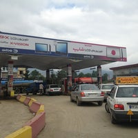 Photo taken at Gas Station | پمپ بنزین کلاردشت by Kamyar 7. on 7/29/2013