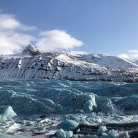 Photo taken at Svínafellsjökull by Brandie W. on 2/20/2018