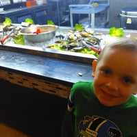 Photo taken at Crazy Buffet & Grill by Anneli B. on 10/19/2014