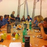 Photo taken at Hovborg Lejren Spisesal by Troels R. on 7/7/2013