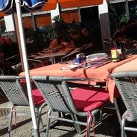 9/21/2012 tarihinde Matthias A.ziyaretçi tarafından Restaurant Markthalle'de çekilen fotoğraf