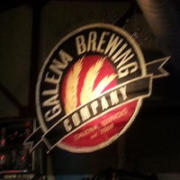 Photo taken at Galena Brewing Company by Todd L. on 6/5/2013