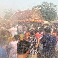 Photo taken at วัดโพธิ์ชัย พระอารามหลวง by Louis P. on 4/18/2016