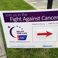 Photo taken at West. Orange Relay For Life Winter Garden FL by Debbie S. on 4/26/2013