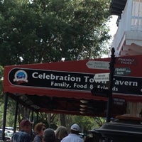 Photo taken at Celebration Town Tavern by Debbie S. on 4/27/2013
