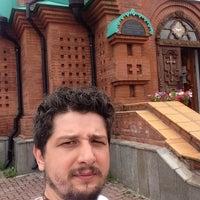Photo taken at Свято-Никольский Храм by taner a. on 7/24/2014