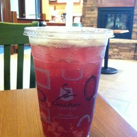 Photo taken at Caribou Coffee by Katie R. on 6/11/2013